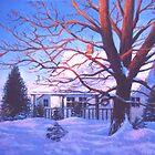 Yuletide Dawn by Artboy2009