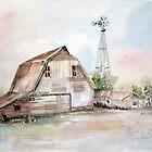 Bigelow's Barn by arline wagner