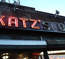 Katz Deli, New York, New York by taytehampton
