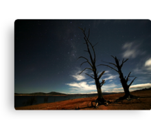 Dance to the End of Time Canvas Print