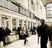 Grand Central Station, New York by taytehampton