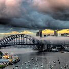 The Big Smoke -Shadows &amp; Mist - Moods Of A City - The HDR Experience by Philip Johnson