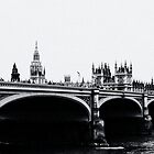 Westminster Bridge by Jeff Blanchard