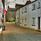 Village Street #2  - Dent by Trevor Kersley