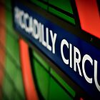 Piccadilly Circus Line by bchai