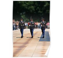 Changing of the Guard Poster