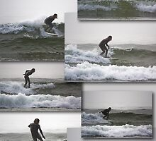 Surfin' by Scott Ruhs