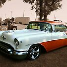 1955 Oldsmobile Delta 88 by TeeMack
