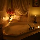 Candlelight Bath by kkphoto1