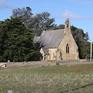 St John the Baptist, Buckland. Tasmania by PaulWJewell