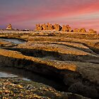 """Low Light Point"", Point Roadknight,Anglesea,Great Ocean Road,Australia. by Darryl Fowler"