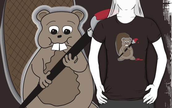 Beaver T by georgiegirl