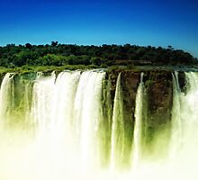 Iguazu Falls, Argentina by TheSpaniard