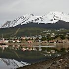 """Ushuaia ` """"The end of the world"""" by Robert Elliott"""