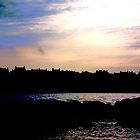 Seaside Dawn (at Lerwick) by John Bromley