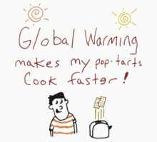 Global Warming! by weirdpuckett