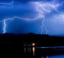 Lightning Blues by Bo Insogna