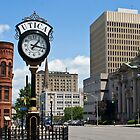 Downtown Utica by Andy Vandawalker
