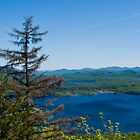 An Adirondack View by Andy Vandawalker