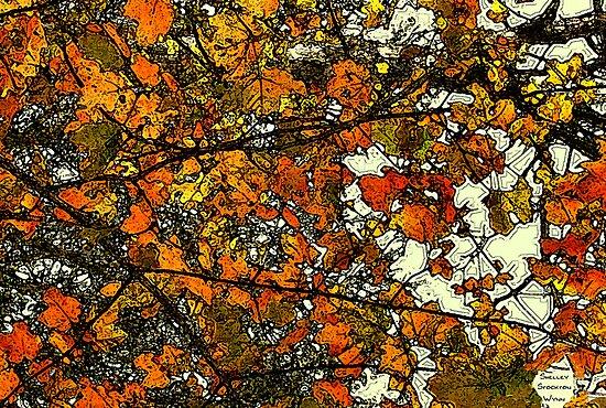 Autumn Gold  / by Shelley  Stockton Wynn