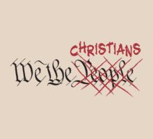 We The Christians by tastypaper