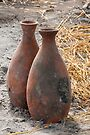 Village Pottery 2 by Werner Padarin