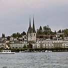Lake Luzern - Switzerland by anirudhe