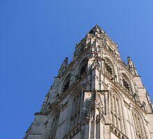 'Grote of Onze-Lieve-Vrouwekerk' Breda by Hans Bax