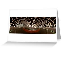 Webb Bridge Greeting Card