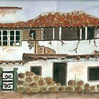 Old casa- our favourite spanish house by Marie-louise Bulgin