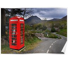 The Phonebox Poster
