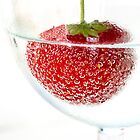 Strawberry fizz by Steve plowman