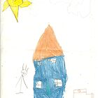 My house. by Sean age 5 by Marie-louise Bulgin