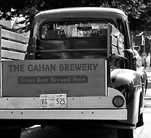 THE GAHAN BREWERY '52 FORD by Craig Blanchard