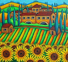 Colours of Tuscany by LisaLorenz