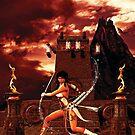 Phoenix Assassin by Demoshane