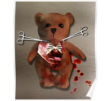 The Autopsy of T. Bear Poster