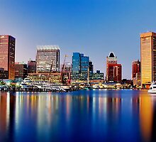 Baltimore Dayscapes by Rob Diffenderfer
