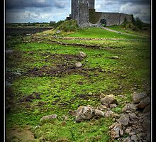 Dunguaire Castle, Kinvarra, County Galway, Ireland by upthebanner
