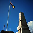 WA State War Memorial by Richard Owen