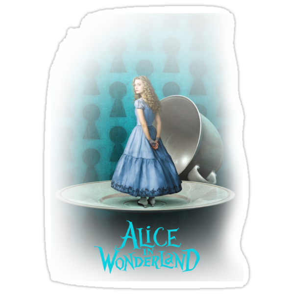 Alice in Wonderland: Alice Kingsley by zjsf