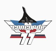 Concorde '77 by ZeroesandOnes