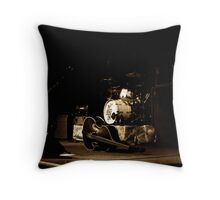 The Living End. Throw Pillow