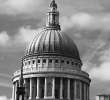 St Paul's Cathedral by chalkie