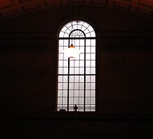 train station window by mungral
