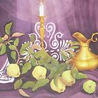 Quince and Candlelight by JANET SUMMERS