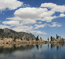 Lone Pine Lake by Matt Rhodes