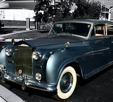 1961 Rolls-Royce Silver Wraith 4dr Sedan by TeeMack