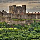 Dover Castle, Dover, Kent, England by Bob Culshaw