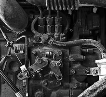 Engine by Dennis Baker